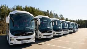 Volvo 9700 Coach