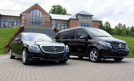 VIP transportation services