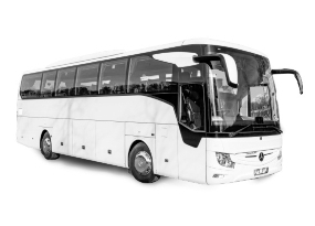 Bus MB Tourismo rental