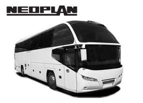 Autobuso Neoplan Cityliner nuoma