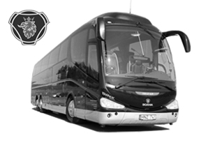 Bus Scania Irizar PB rental