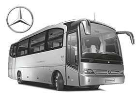 Bus Mercedes Benz Tourino rental