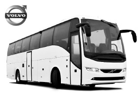 Bus Volvo 9700 rental