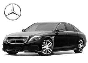 Mercedes Benz S class аренда