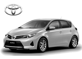 Toyota Auris rental