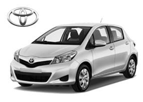 Toyota Yaris аренда