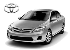 Toyota Corola rental