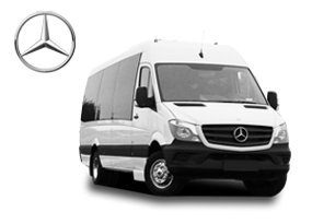 Rent a minibus ollex for Mercedes benz sprinter rental
