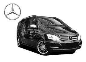 Miniveno Mercedes Benz Viano nuoma